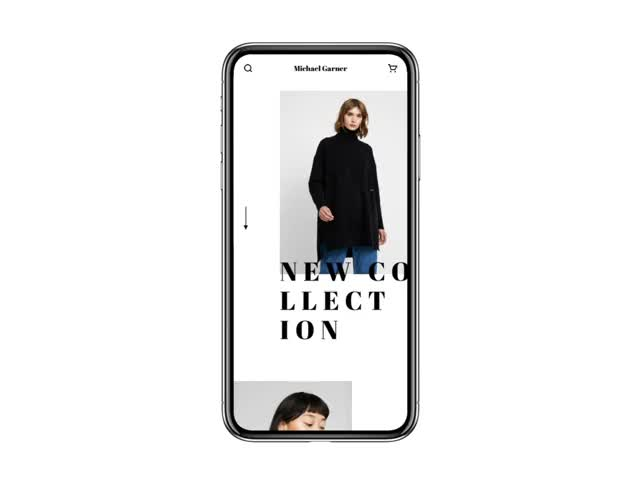 Watch and share Iphone-x-transparent-mock GIFs on Gfycat