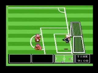 gaminggifs, Nintendo World Cup  - Best Goals on NES (reddit) GIFs