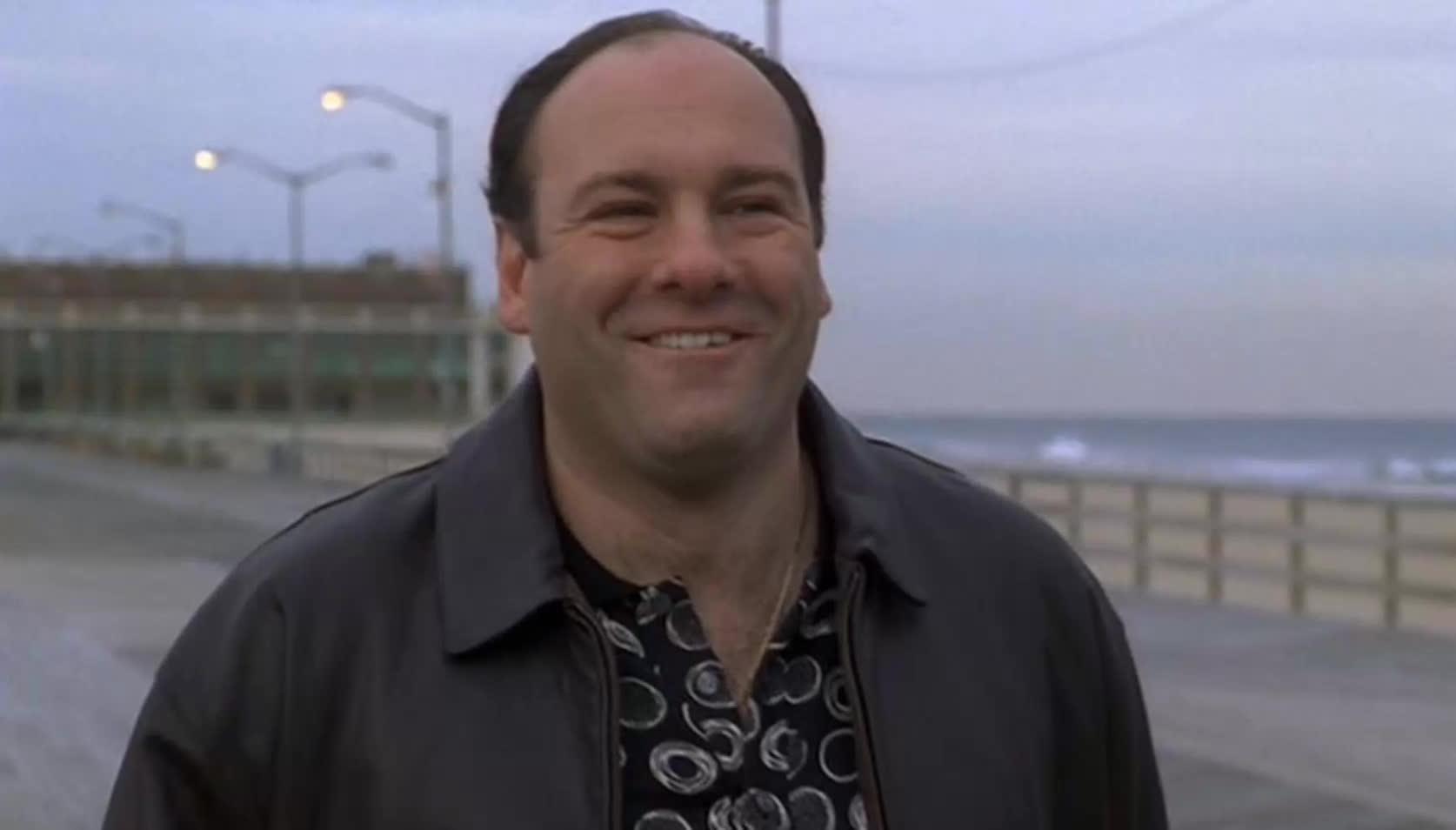 thesopranos, Anthony Soprano GIFs
