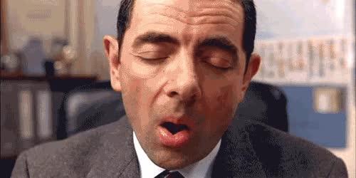 Watch and share Rowan Atkinson GIFs by Healthline on Gfycat