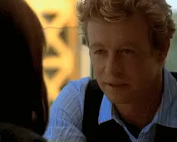 Watch and share The Mentalist GIFs and Simon Baker GIFs on Gfycat