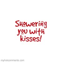 Watch and share Showering You With Kisses GIFs on Gfycat