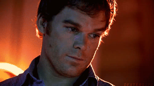 michael c. hall, looking GIFs