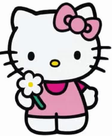 Watch and share Hello Kitty GIFs and Purple GIFs by SKEZ520 on Gfycat