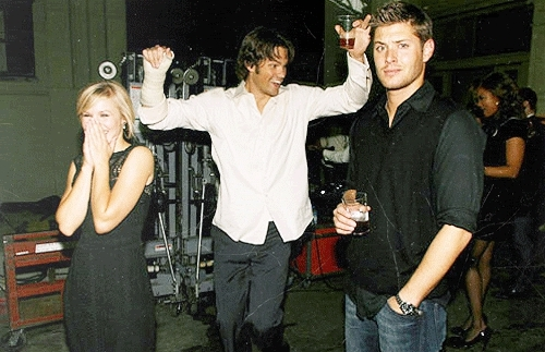 kristenbell, Veronica and The Winchesters (reddit) GIFs