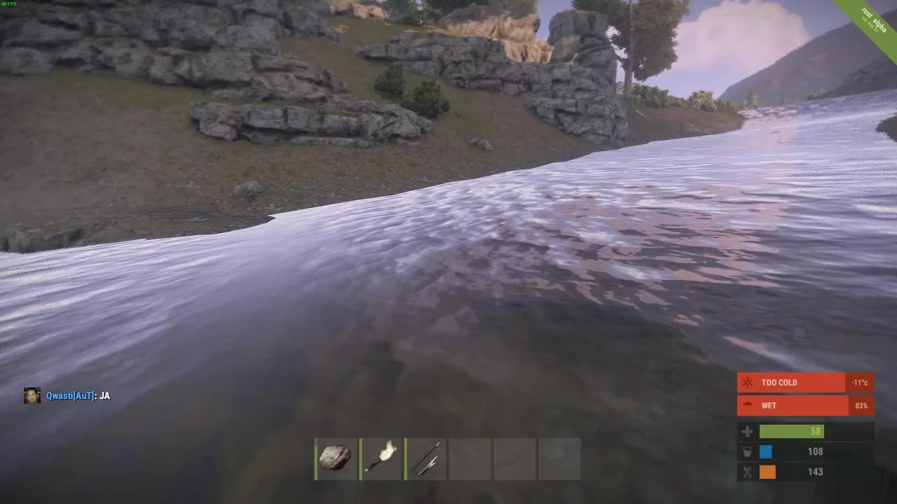 playrust, Double water bug GIFs