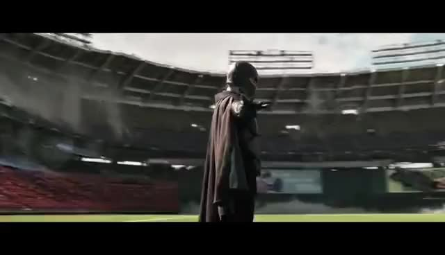 Watch and share Magneto Stadium Levitation Clip From X-Men: Days Of Future Past GIFs on Gfycat