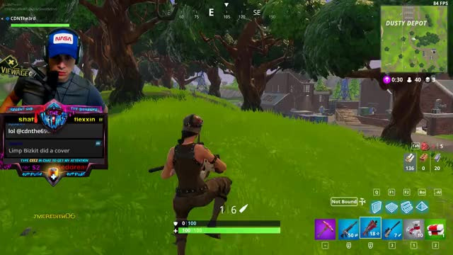 Watch and share CDNThe3rd Playing Fortnite - Twitch Clips GIFs on Gfycat