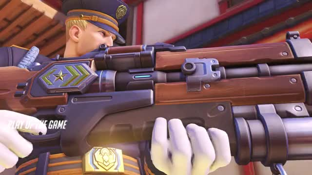 Watch and share Soldier 76 GIFs and Overwatch GIFs by Tombstone on Gfycat