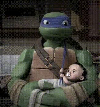Watch and share Miwahamato GIFs and Tmnt2012 GIFs on Gfycat
