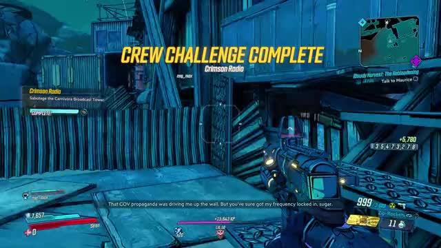 Watch and share Borderlands  3 Invisible Character GIFs on Gfycat