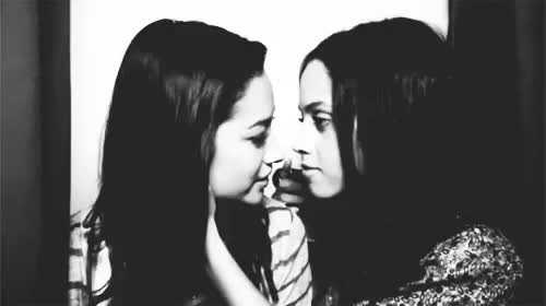 Watch this trending GIF on Gfycat. Discover more abc family, amor, beijo gay, beijo lesbico, bianca lawson, casal gay, casal lesbico, cute, emily fields, fofo, gay, gay couple, gay kiss, gays, kiss, lesbian, lesbian couple, lesbian kiss, lesbians, lgbt, love, maya st. germain, pll, pretty little liars, series, shay mitchell GIFs on Gfycat