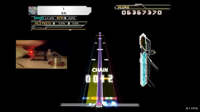 Watch and share K Shoot Mania GIFs and Sound Voltex GIFs on Gfycat