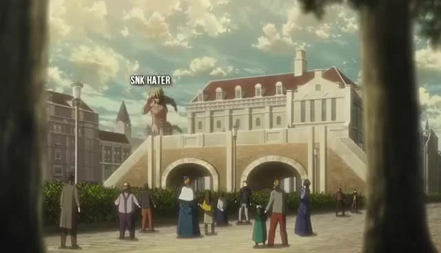 Watch this trending GIF on Gfycat. Discover more anime, snk GIFs on Gfycat