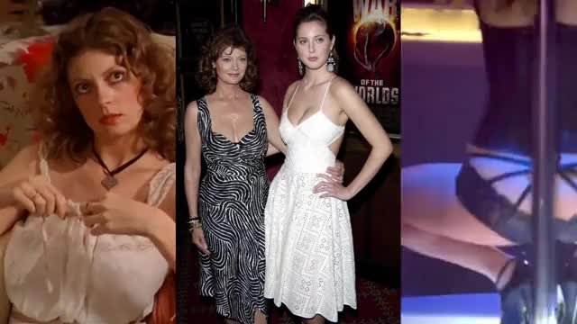 susan Sarandon And Eva Amurri- Pleased Mother's Day