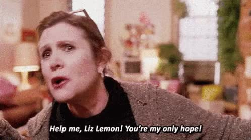 Watch this 30 rock GIF on Gfycat. Discover more 30 rock, carrie fisher GIFs on Gfycat