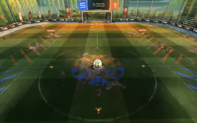 Watch and share Rocket League GIFs and 1v4 Bots GIFs on Gfycat