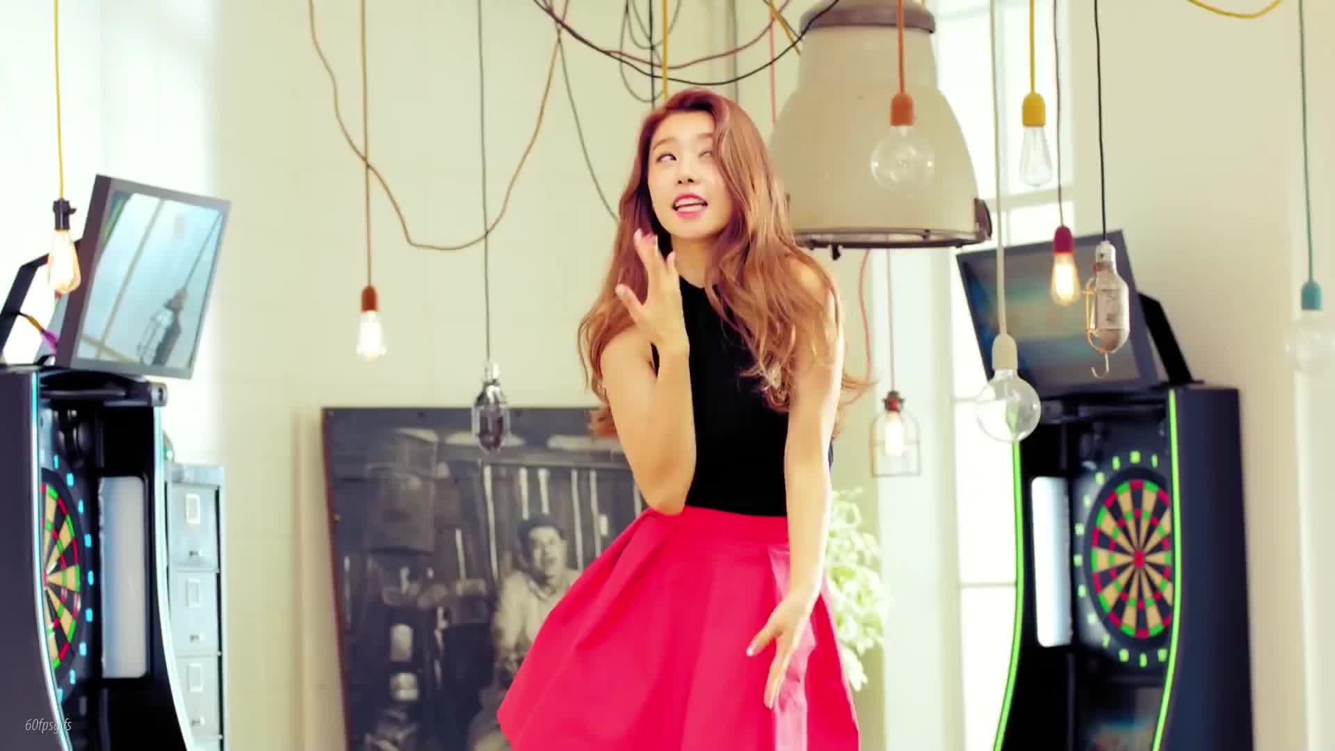 60fpsgifs, girl's day, park sojin, Sojin (Darling MV) GIFs