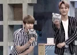 Watch and share But Still Poses Lol GIFs and Baekhyun GIFs on Gfycat