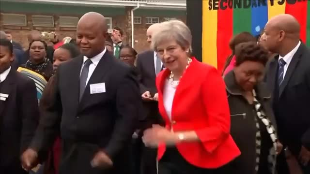 Watch and share Theresa May GIFs on Gfycat