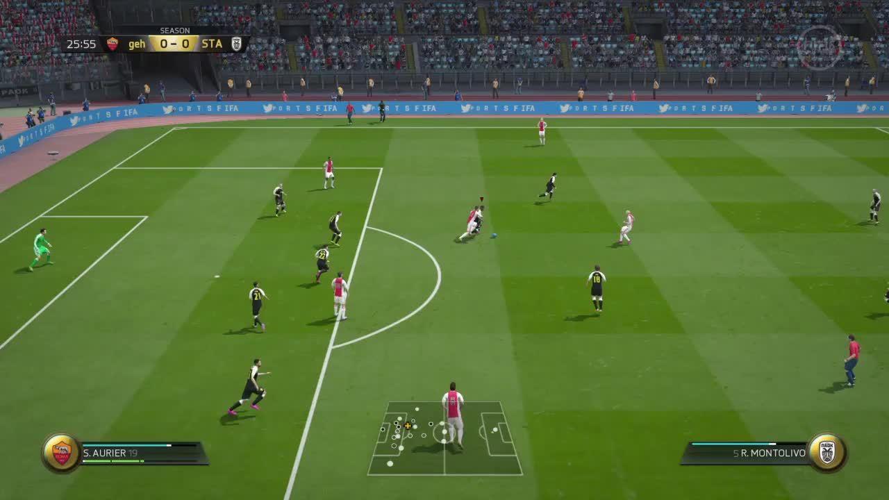 fifa, playstation 4, sony interactive entertainment, FIFA 16_20160626141926 GIFs