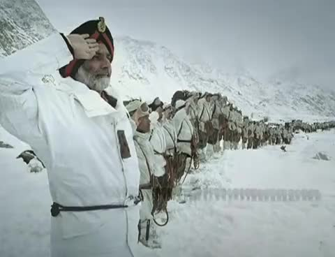 Watch and share Jan Gan Man - Indian Army GIFs on Gfycat