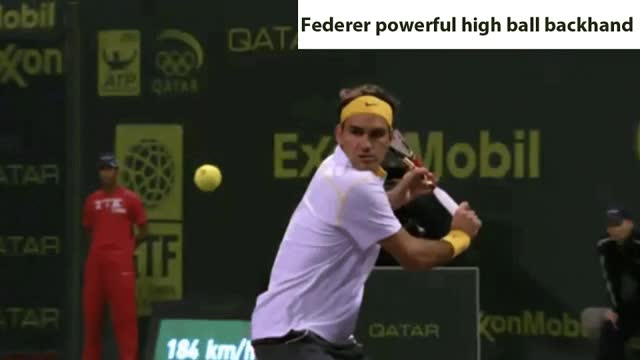 Watch and share Backhand GIFs on Gfycat