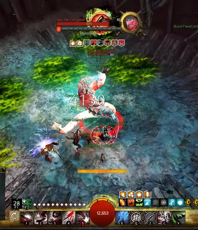Watch How to Melee: Siax (Challenge Mote, with webms) (reddit) GIF on Gfycat. Discover more Guildwars2 GIFs on Gfycat