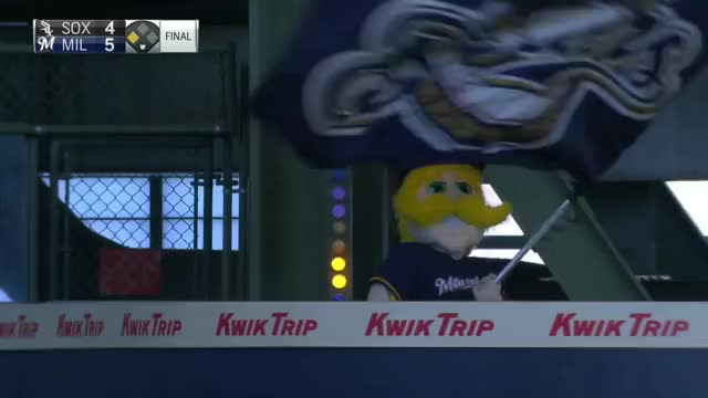 Watch Brewers Waving GIF by @benfbailey on Gfycat. Discover more baseball GIFs on Gfycat