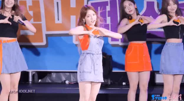 Watch and share 프로미스나인 노지선 (3) GIFs by Dfdf Tdf on Gfycat