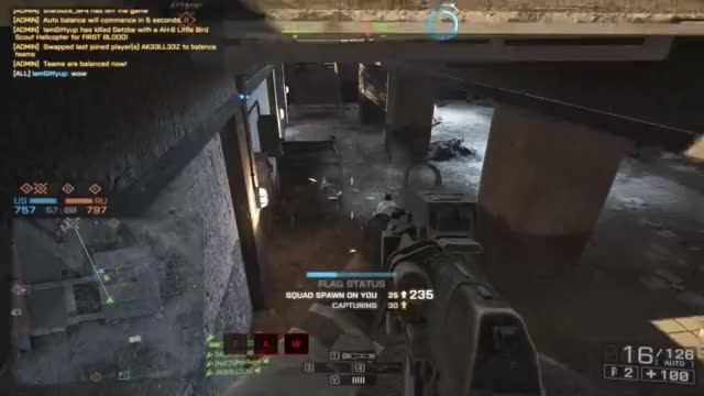 Watch Weird death glitch (he ascended)! GIF by MxReps (@mxreps) on Gfycat. Discover more BF4, funny, mxreps GIFs on Gfycat