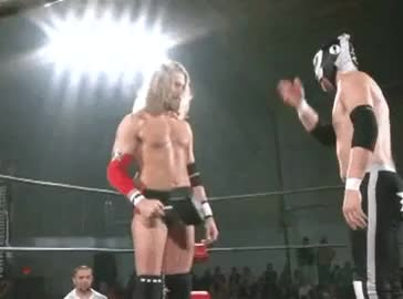 Watch and share El Generico GIFs and Chris Hero GIFs on Gfycat