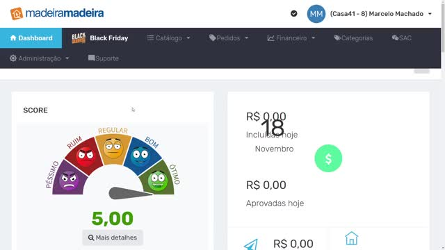Watch and share MadeiraMadeira - Marketplace - Google Chrome 2019-11-18 16-48-14 GIFs on Gfycat