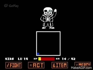 Watch and share [Undertale] True Hell (Sans' Boss Fight) GIFs on Gfycat