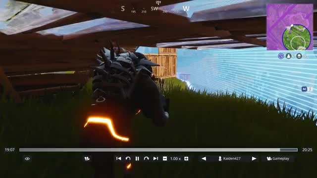 Watch and share Fortnite 1v4 Clutch Win GIFs by Kaidex on Gfycat
