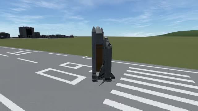 Watch and share KSP Shuttle Launch Escape GIFs by dengamleskurk on Gfycat