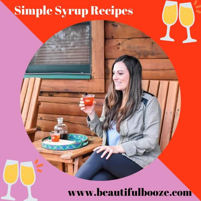 Watch and share Simple Syrup Recipes GIFs by Beautiful Booze on Gfycat