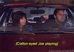 Watch My friends are Jessica Day, when in my car GIF on Gfycat. Discover more related GIFs on Gfycat