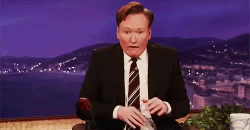 Watch and share Conan O Brien GIFs and Conan Obrien GIFs on Gfycat