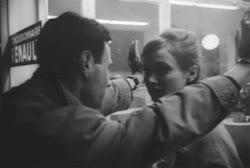 film vintage Anna Karina jean-luc godard le petit soldat GIFs