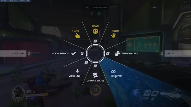 Watch and share Overwatch GIFs by drunkenqueen on Gfycat