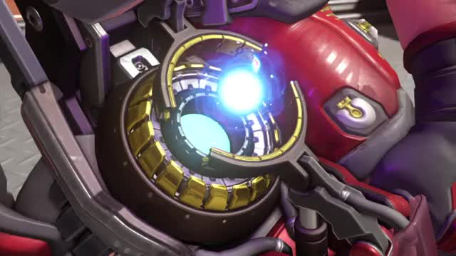 Watch The Power Of Attraction Trophy GIF on Gfycat. Discover more overwatch, zarya GIFs on Gfycat