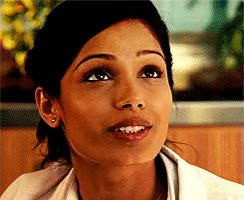 Watch and share Freida Pinto GIFs and Amazed GIFs on Gfycat