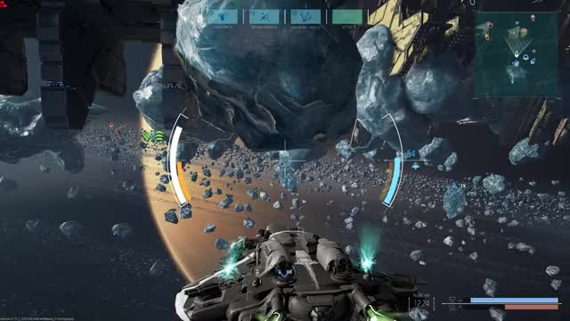 Dreadnought - Vigo Ram 7 - Swerve V.3