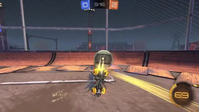 Watch and share Rocket League Rumble Spike Catapult GIFs by David Harris on Gfycat