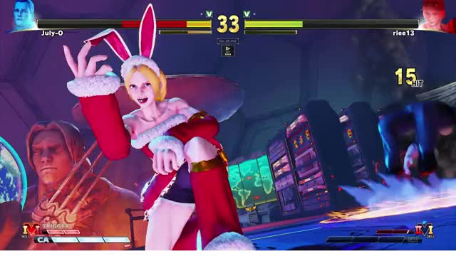 Watch and share StreetFighterV 2020-02-09 14-24-14 GIFs by rlee13 on Gfycat