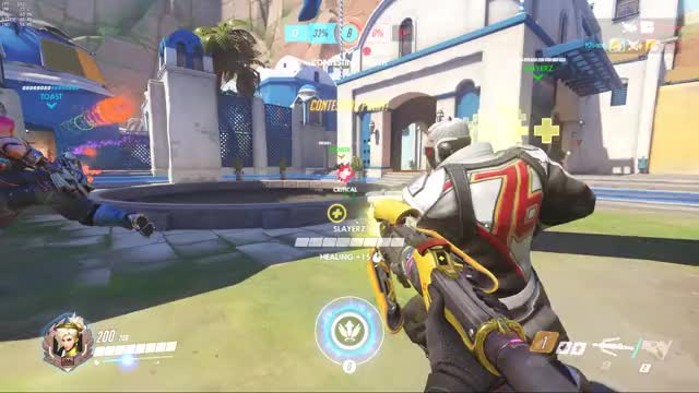 Watch and share Pharahsave GIFs and Overwatch GIFs by changity on Gfycat