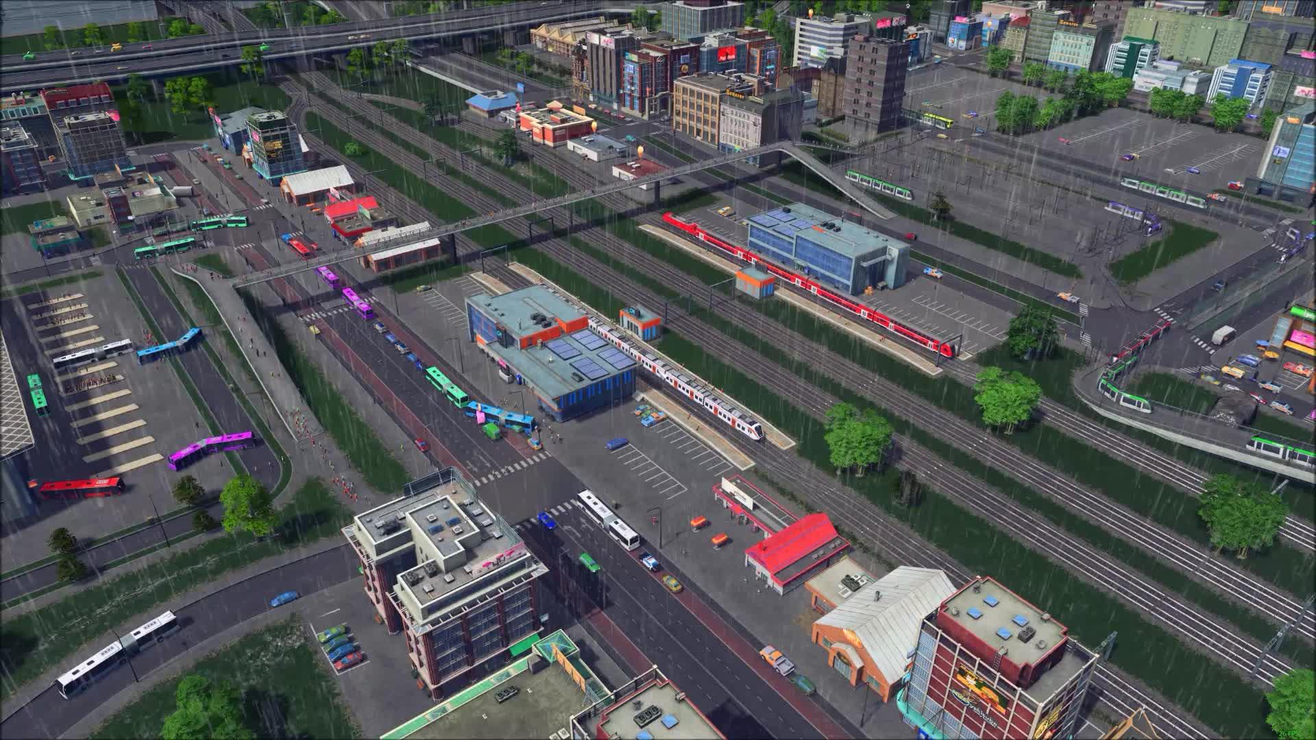 citiesskylines, Skylines GIFs