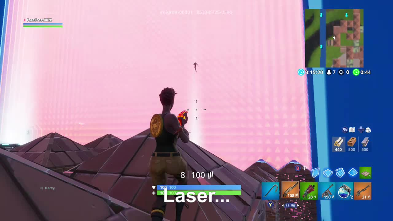 FazeFrost0028, Fortnite, gamer dvr, xbox, xbox one, Using aim assist for the first time GIFs