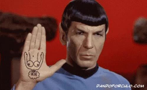 Watch gesture GIF on Gfycat. Discover more leonard nimoy GIFs on Gfycat